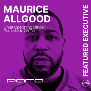 Maurice Allgood Featured Executive image